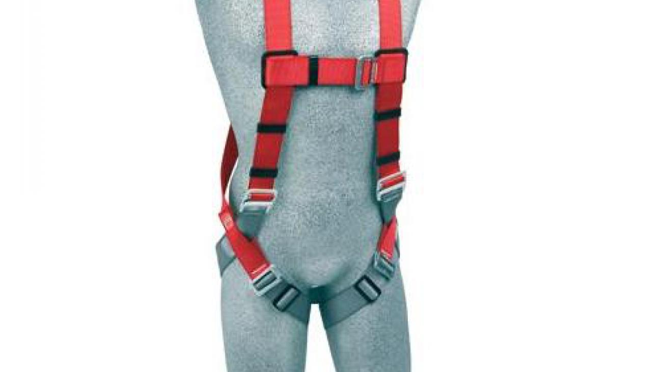 Protecta AB101 - PRO™ 101 Full Body Harness | Rigging Services