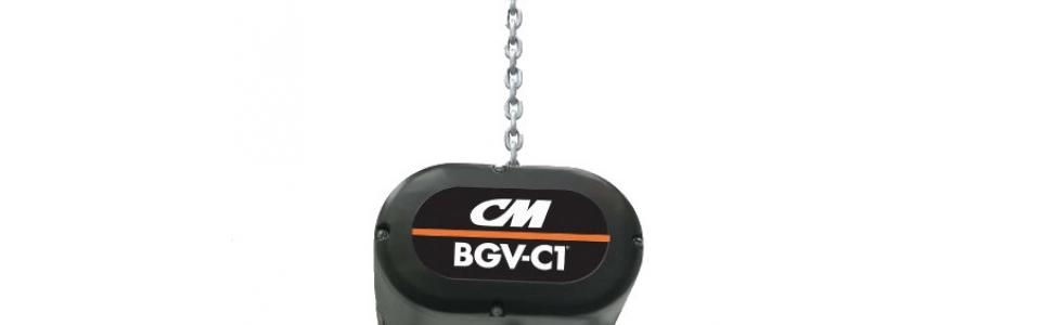 Direct control CM Lodestar BGV-C1 Theatrical Hoist DC 1