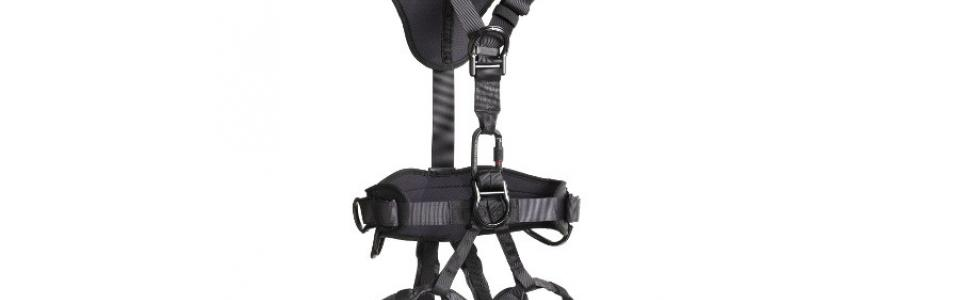 Full Body RS Noir Black Full Body Harness 1