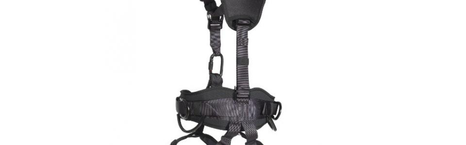 Full Body RS Noir Black Full Body Harness 2