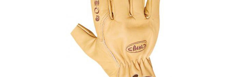Beal Assure Fingerless Gloves, Back