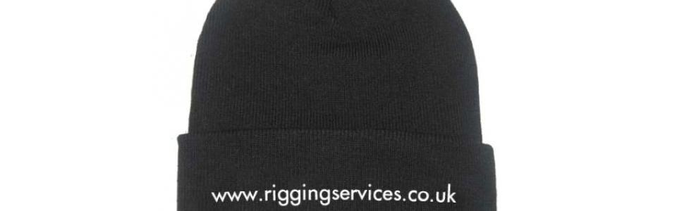 Merchandise Rigging Services Beanie Hat 1