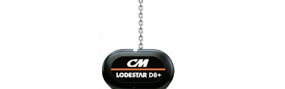 Low voltage control CM Lodestar D8+ Theatrical Hoist LV 1