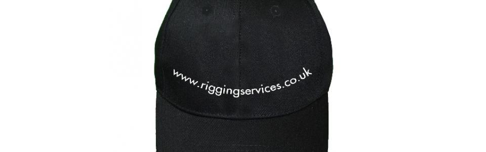 Merchandise Rigging Services Baseball Cap 1