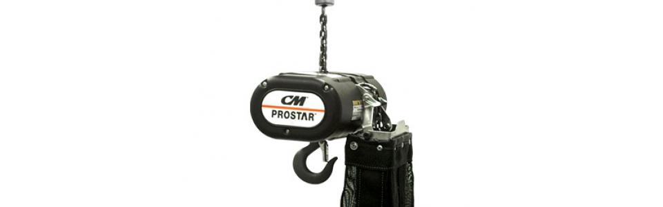 Low voltage control CM Prostar Theatrical Hoist LV 1