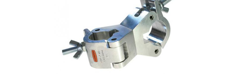 Doughty clamps Doughty Fixed Coupler 90° 1