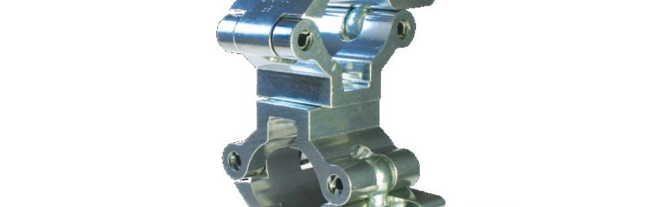 Doughty clamps Doughty Fixed Lightweight Coupler 90° 1