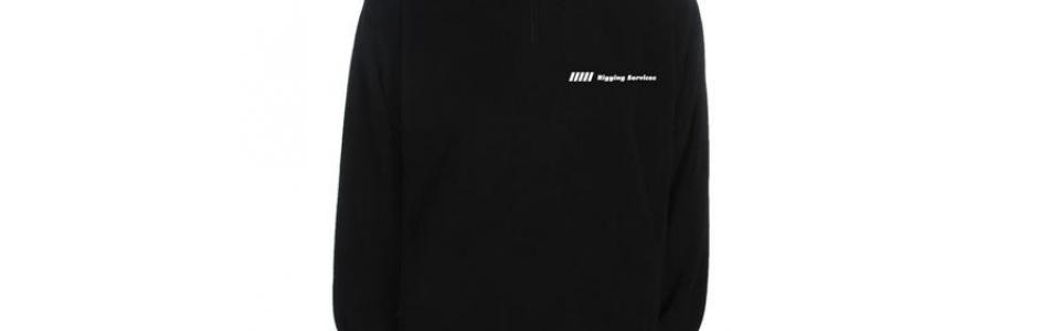 Merchandise Rigging Services Half-Zip Fleece 1