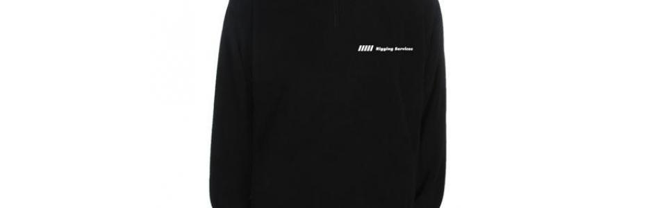 Merchandise Rigging Services Half-Zip Fleece 1