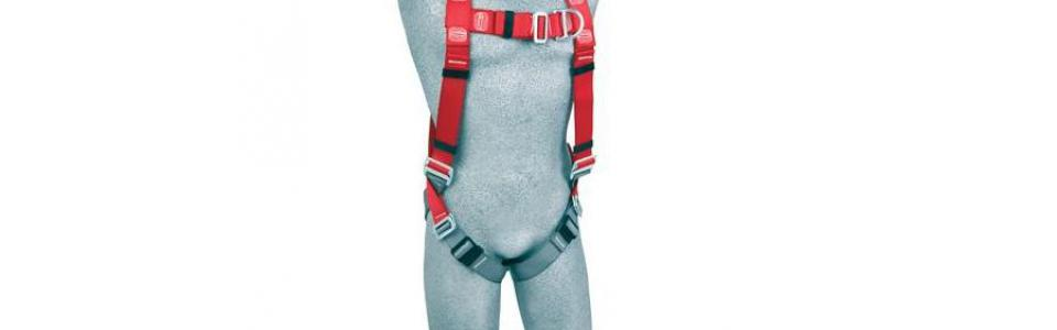 3M Protecta Pro Full Body Harness, Front