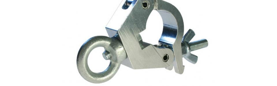 Doughty clamps Doughty Half Coupler Hanging Slimline Clamp 1