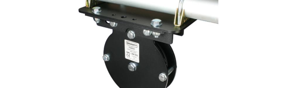 Doughty clamps Doughty Heavy Duty Universal Mounting Plate 1