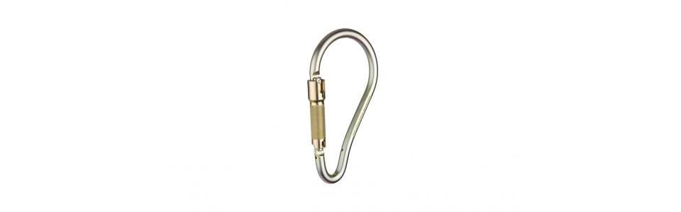DMM C734 - Steel Pear Kwiklock Scaffold Hook