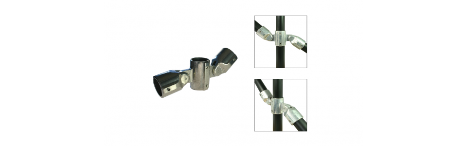 Speed Rail T194019 - Double Swivel Combination