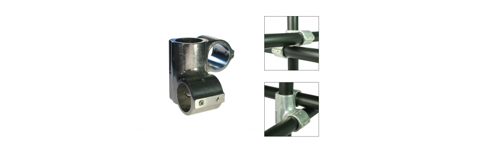 Speed Rail T194100 - Rackmaster End Fitting