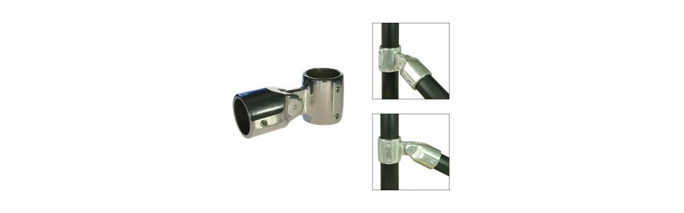 Speed Rail Swivel Elbow/Tee Combination