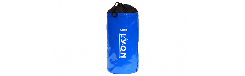 Lyon 13L/40m Rope Sack, blue