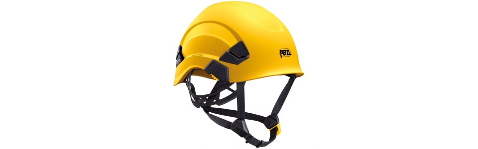 Petzl VERTEX helmet, yellow