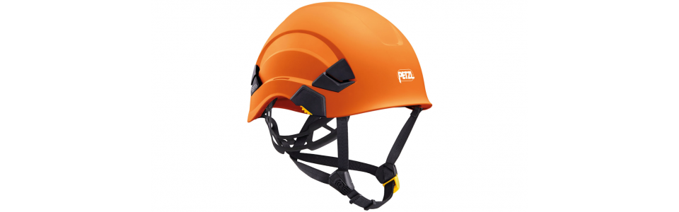 Petzl VERTEX helmet, orange