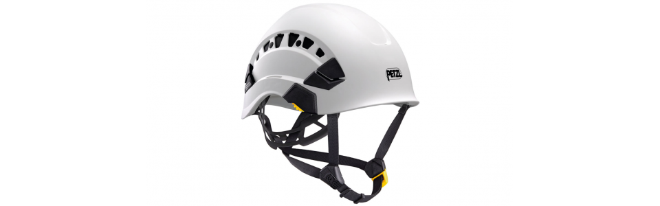 Petzl VERTEX VENT ventilated helmet, white