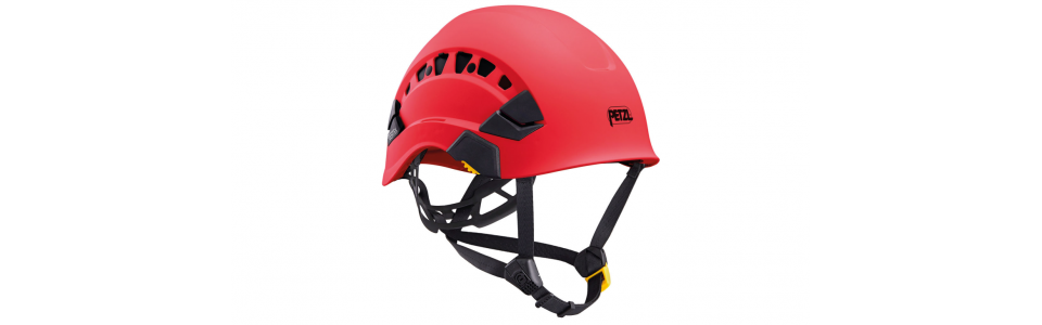 Petzl VERTEX VENT ventilated helmet, red