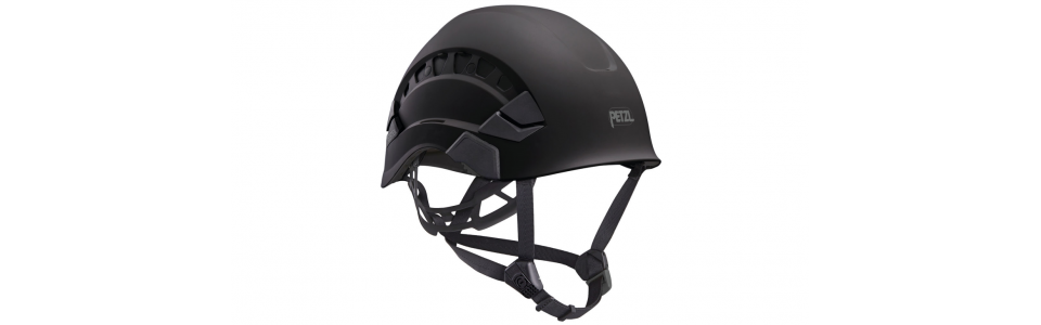 Petzl VERTEX VENT ventilated helmet, black