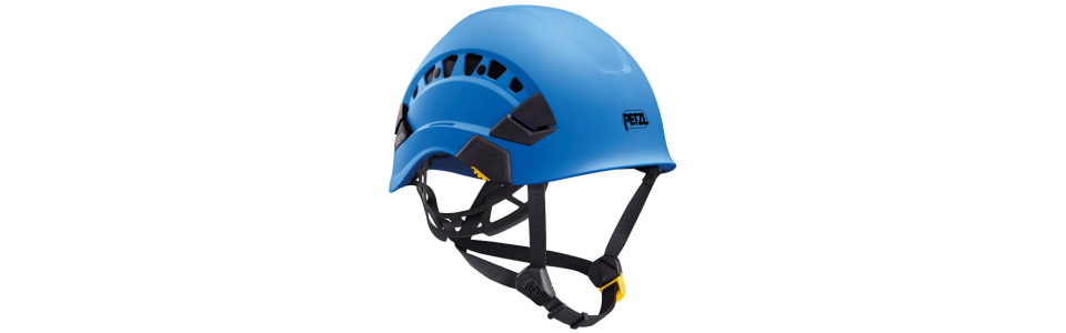 Petzl VERTEX VENT ventilated helmet, blue