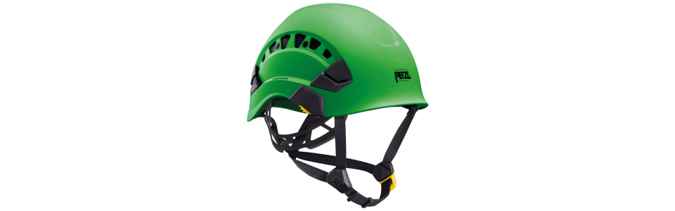Petzl VERTEX VENT ventilated helmet, green