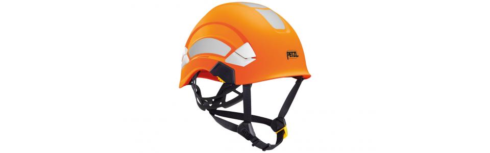 Petzl VERTEX helmet, hi-viz orange