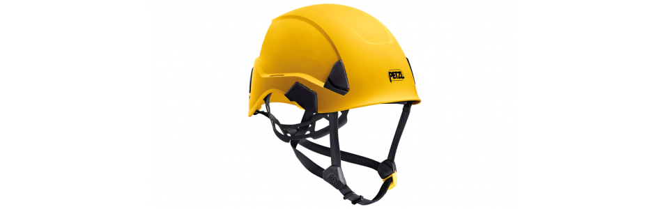 Petzl STRATO Lightweight helmet, yellow