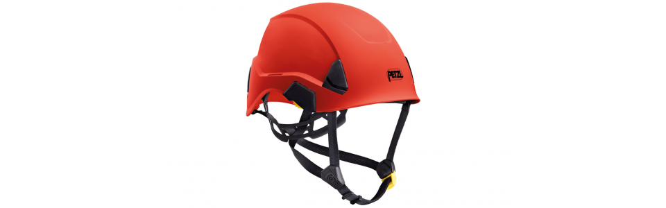 Petzl STRATO Lightweight helmet, red