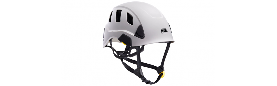 Petzl STRATO VENT Lightweight and ventilated helmet, white