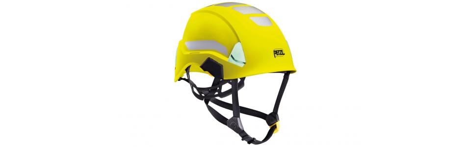 Petzl STRATO Lightweight helmet, hi-viz yellow