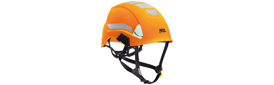 Petzl STRATO Lightweight helmet, hi-viz orange
