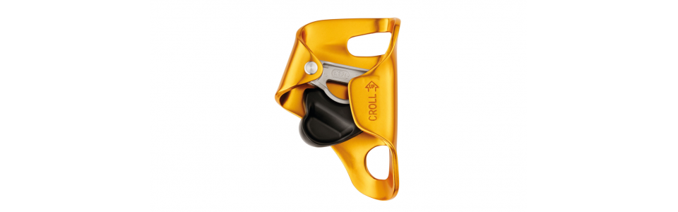 Petzl CROLL Large chest ascender