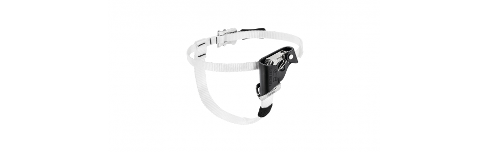 Petzl B02CLA - PANTIN Foot Ascender, Left