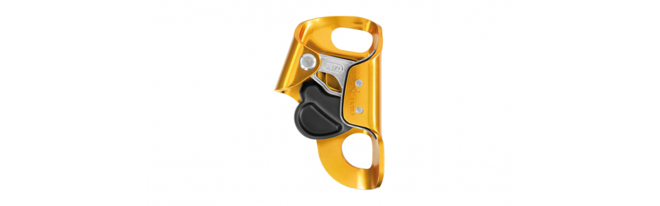 Petzl B16BAA - CROLL Chest Ascender