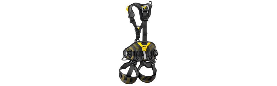 Petzl AVAO BOD, rear view