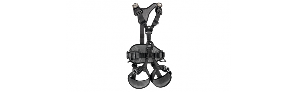 Petzl AVAO BOD FAST, all black version