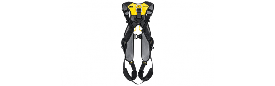 Petzl NEWTON EASYFIT (Int'l. Version), Rear View