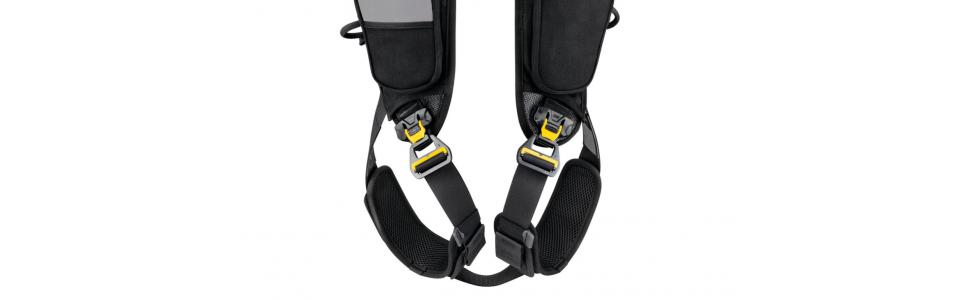 Petzl NEWTON EASYFIT (Int'l. Version), Leg Loops