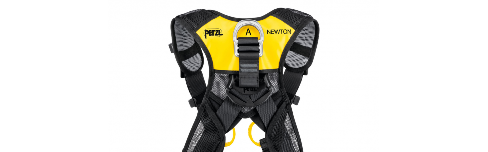 Petzl NEWTON EASYFIT (Int'l. Version), Dorsal Attachment Point