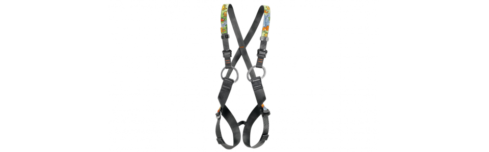 Petzl SIMBA full body kids harness