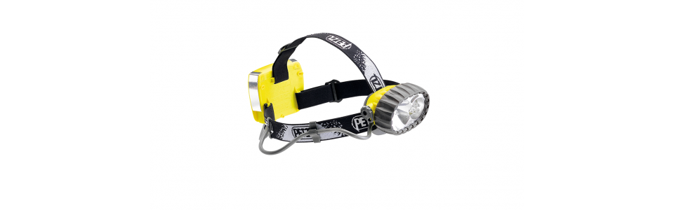 Petzl DUO LED 5 Hybrid Headtorch E69 P
