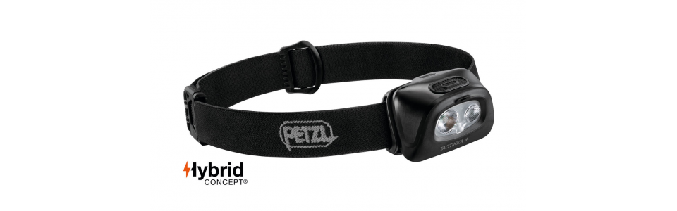 Petzl TACTIKKA+ headtorch