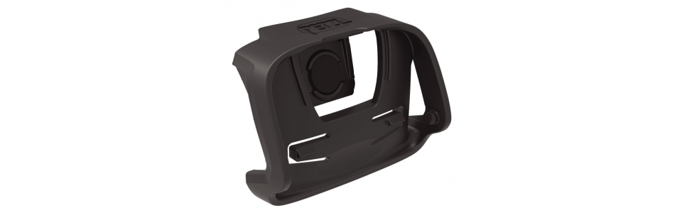 Petzl FIXATION TACTIKKA kit for mounting a TACTIKKA, TACTIKKA +, TACTIKKA +RGB or TACTIKKA CORE type headtorch on a STRATO or VERTEX helmet