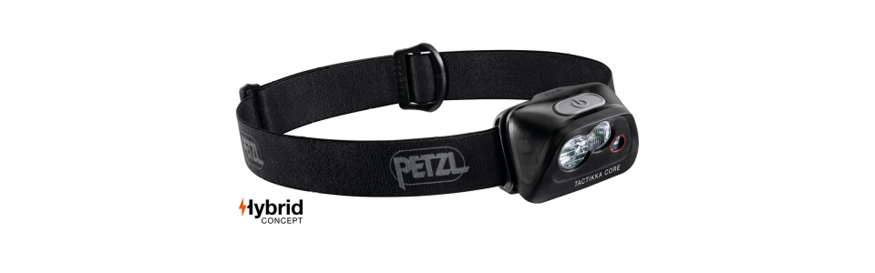 Petzl TACTIKKA CORE headtorch