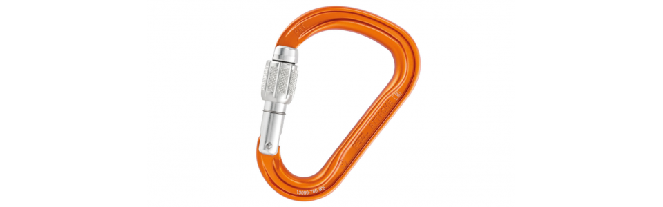 Petzl ATTACHE Alloy Karabiner
