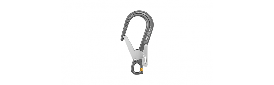 Petzl MGO OPEN 60mm  auto-locking directional connector