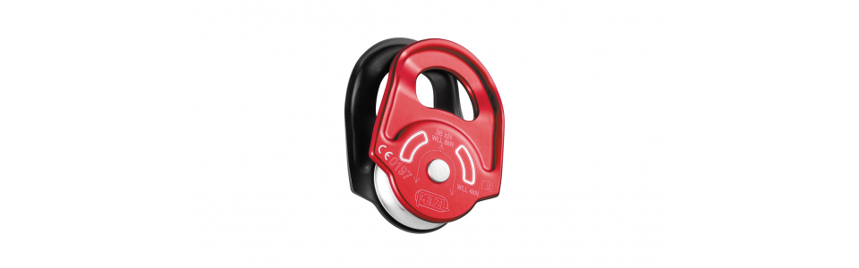 Petzl RESCUE Pulley, Red